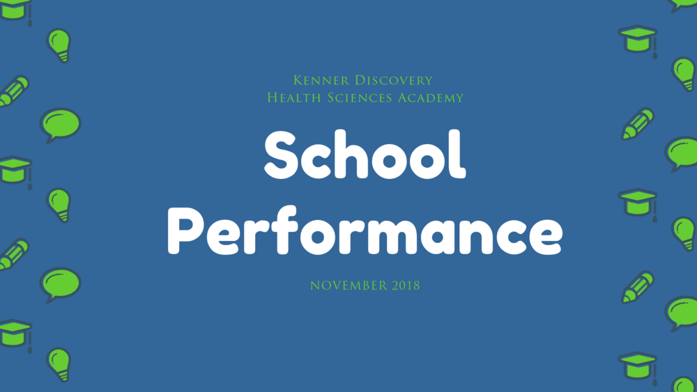 School Performance and What You Should Know