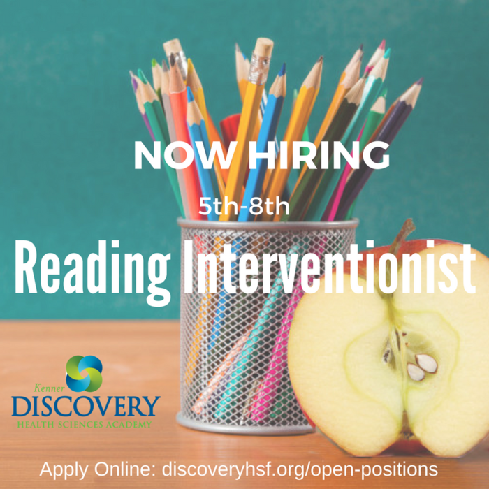 Reading Interventionist